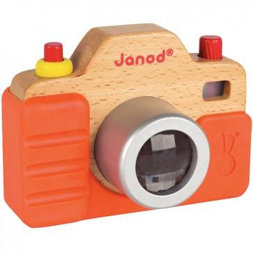 Mon premier appareil photo en bois