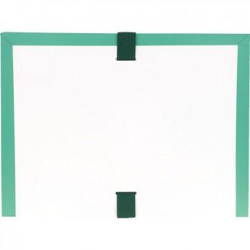 POCH ARCH SOUF PVC 26X35 VRT