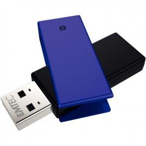 CLE USB EMTEC 2,0 C350 8GO VIO