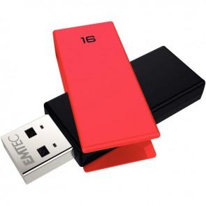 CLE USB EMTEC 2,0 C350 16GO RG