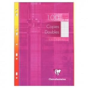 ETUI 100CD A4 5X5 90G PERF BLC