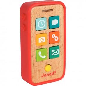 Mon premier téléphone en bois