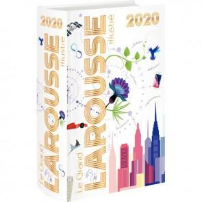 DICTIONNAIRE GRAND LAROUSSE ILLUSTRE 2020