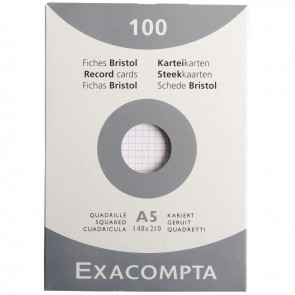 BT 100 BRISTOL 5X5 148X210 BLC
