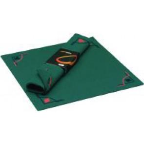 Tapis de jeu tissu vert