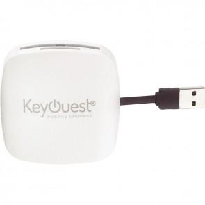 COMBO HUB 3POR USB2.0+LECTCART