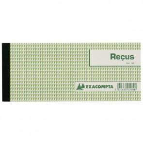 CARNET 50 RECUS 90X130