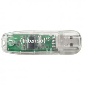 CLE USB2.0 INTENSO RAINBOW32GO