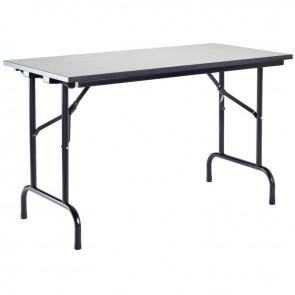 TABLE PLIANTE 120X60 GRIS