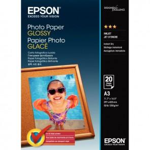 PQ20F EPSON A3 PHOTO GLAC 200G