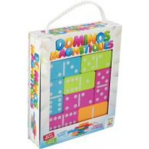 dominos jeu magnétiques les 28 dominos