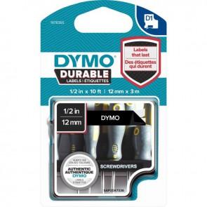 RECH DYMO D1 DURA12MMX3M BLC/N