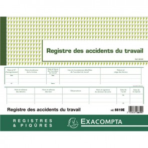 REG DES ACCIDENTS DU TRAVAIL