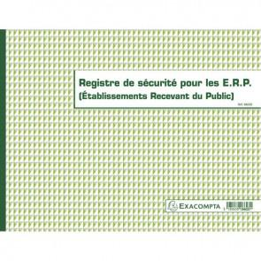 Exacompta 6623E de sécurité POUR ERP