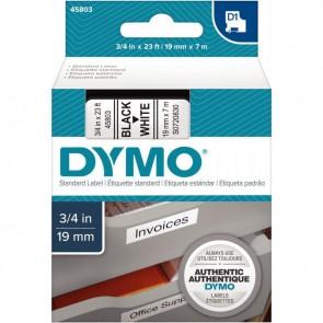 RECH DYMO D1 19MMX7M NOI/BLC