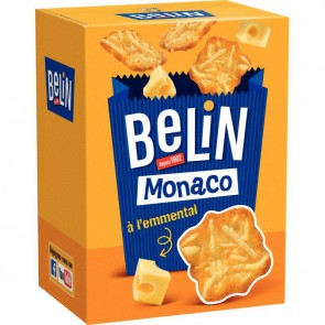 BTE CRACKERS BELIN MONACO 100G