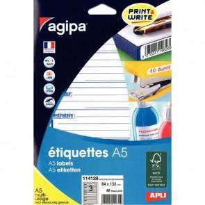 ETUI 48 ETIQ ADH EXP 64X133
