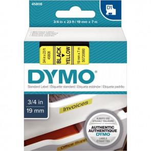 RECH DYMO D1 19MMX7M NOI/JNE
