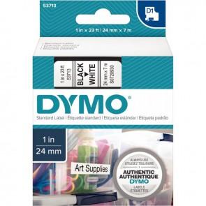 RECH DYMO D1 24MMX7M NOI/BLC