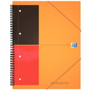 MEETINGBOOK A4+ LIG PERF