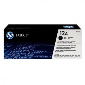 CART LASER HP Q2612A    NR  MQ