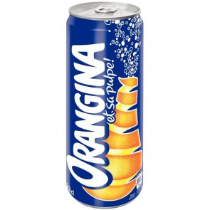 PACK 24 BTE 33CL ORANGINA SLIM