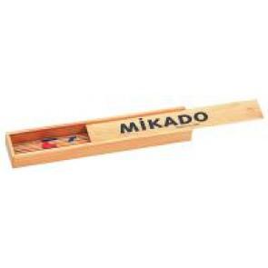 MIKADO bois de 33 cm boite en bois