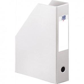 PORTE REVUE OXFD PVC D7 BLANC