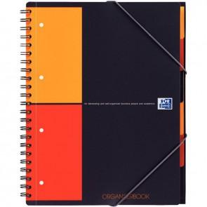 ORGANISERBOOK A4+ 5X5 PERF