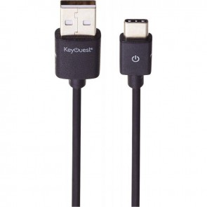CABLE USB A VERS USB C 1.2M NR