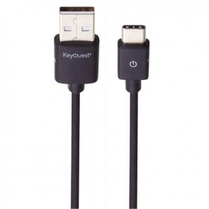 CABLE USB A VERS USB C 2.5M NR