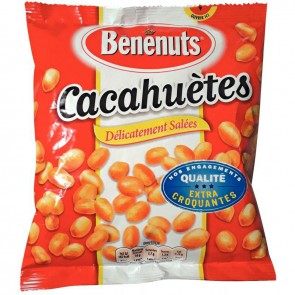 PQ CACAHUETE BENENUTS 410G